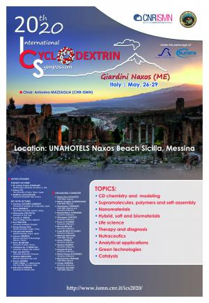 20th International Cyclodextrin Symposium (ICS2020)